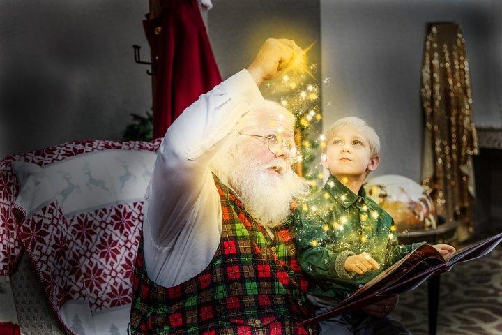 Des contes de Noël comme animations pour les enfants