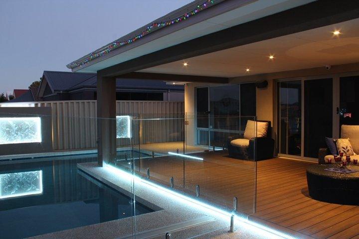 Ce qu'il faut savoir sur l'éclairage de piscine