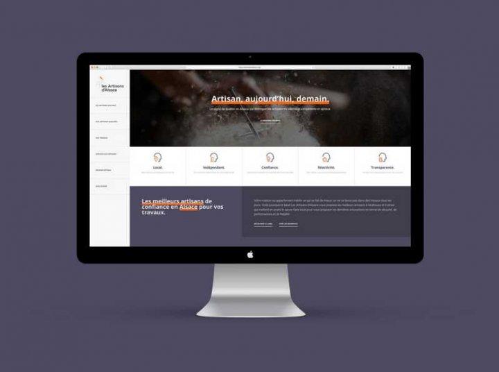 Création de sites internet à Mulhouse
