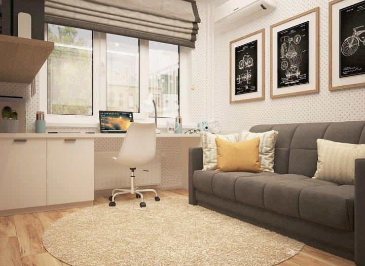 Conseils pour aménager un coin bureau dans un appartement
