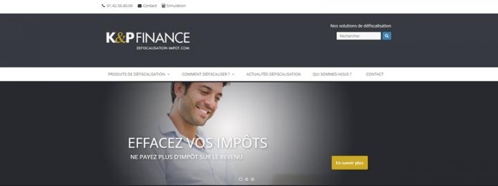 K&P Défiscalisation : conseil en gestion de patrimoine