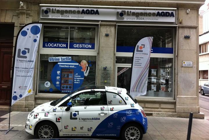 Agence AGDA à Grenoble
