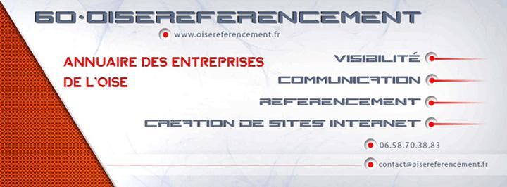 Annuaire des entreprises de l'Oise