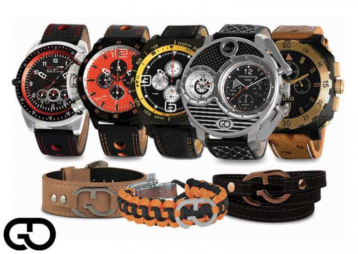 gto time des grosses montres pour homme l allure sport auto. Black Bedroom Furniture Sets. Home Design Ideas