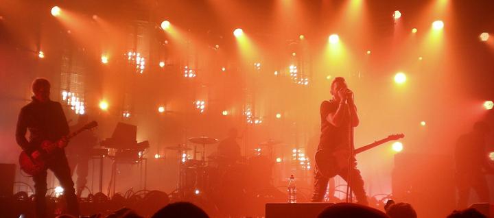 Concert événementiel
