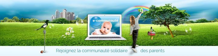 La communauté E-bebe