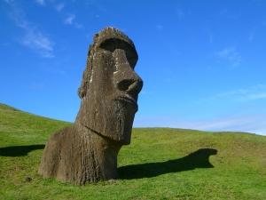Moaïs de l'Ile de Paque