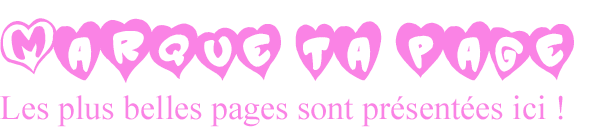 Marque ta page