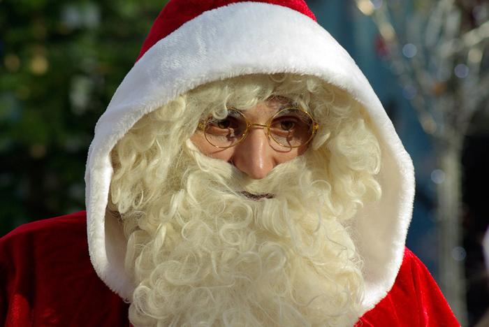 Père Noël pour Arbre de Noël